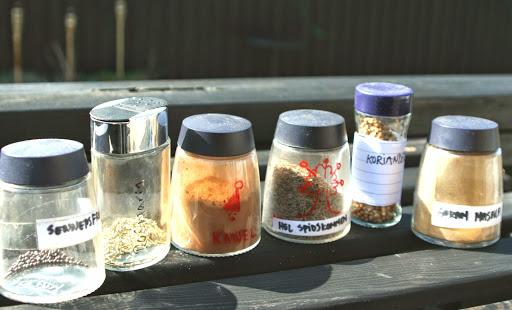 Sådan opbygger du et basislager af krydderier